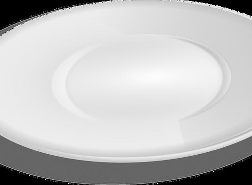 Σκεύη φαγητού: Το πιάτο