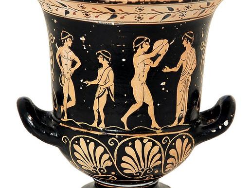 Σκεύη φαγητού στην αρχαία Ελλάδα
