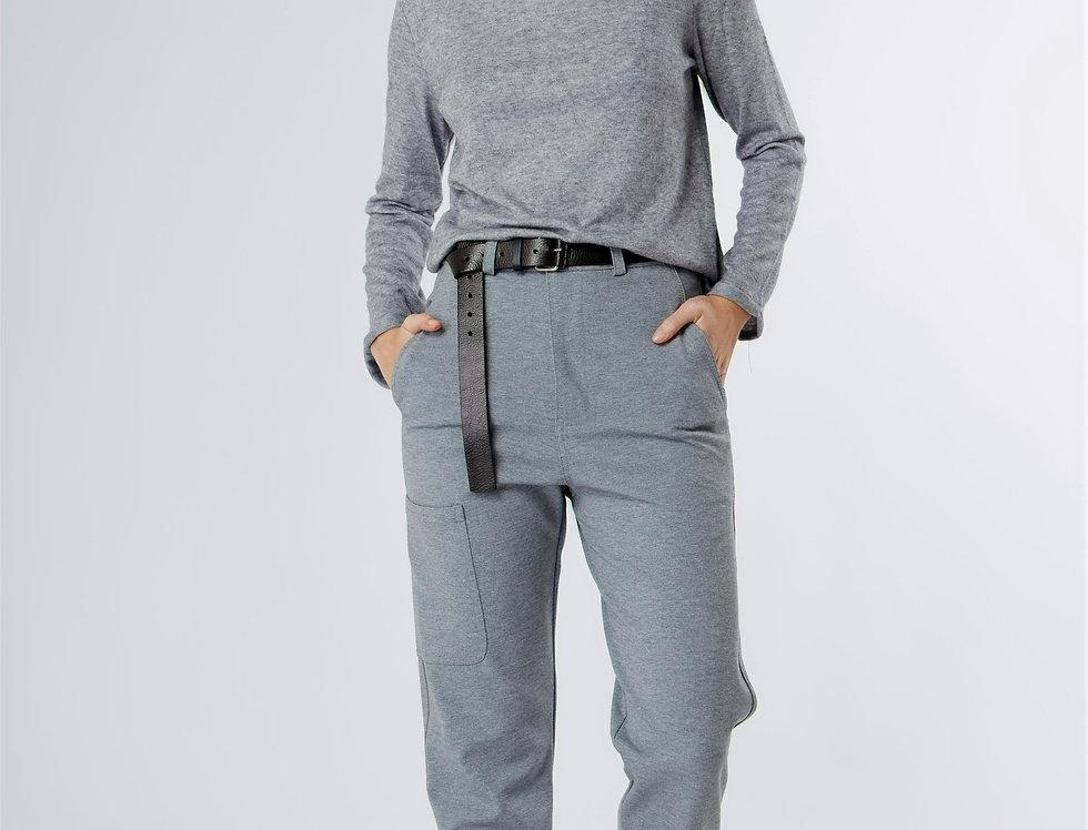 Pantalon Fred en Tejido de Punto