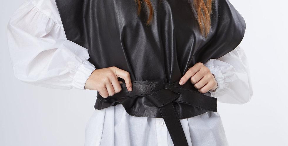 Cinturon Tie Cuero
