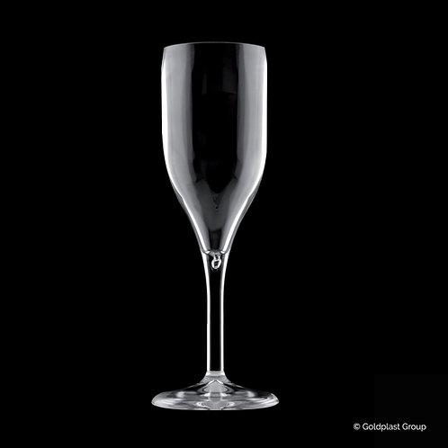 Bicchiere Flute SAN 150cc riutilizzabile e infrangilbile