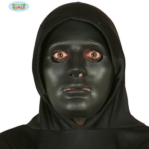 Maschera nera Pvc