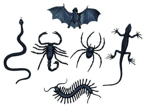 Set creature Horror 6 pz