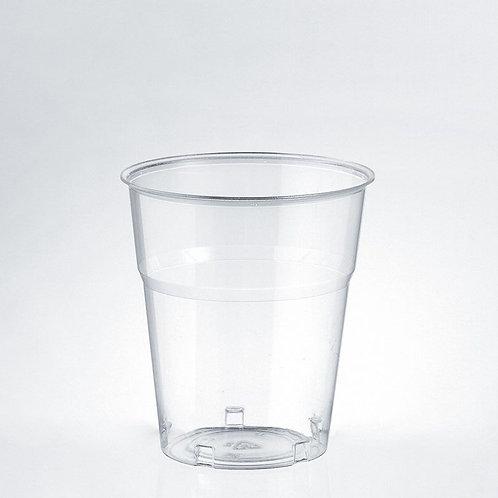 Bicchieri in PLA trasparenti 200cc compostabili Pz.100