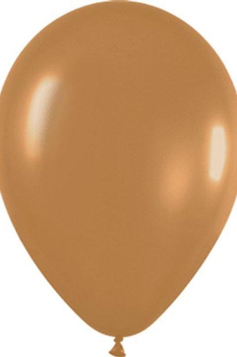 Blister 20 palloncini ORO