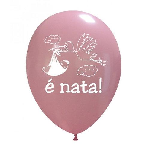 Blister 20 palloncini NASCITA ROSA