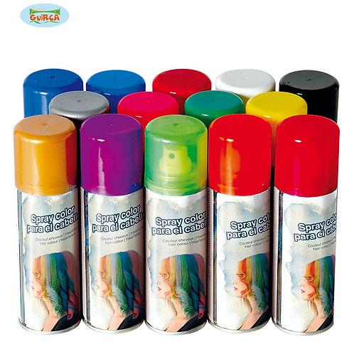 Spray Fluo per Capelli