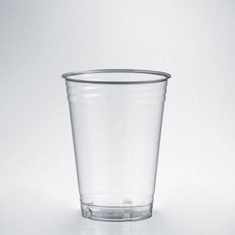 Bicchieri in PLA trasparenti 250 cc compostabili Pz.50