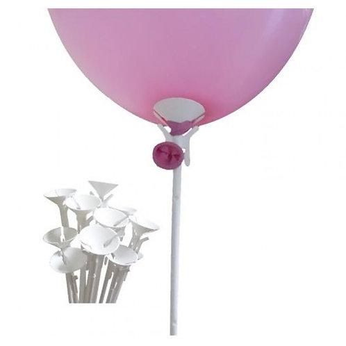 Stecca più valvola monopezzo per pallonini