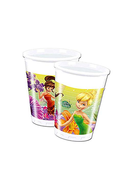 Bicchiere 200 ml FAIRIES Pz.8