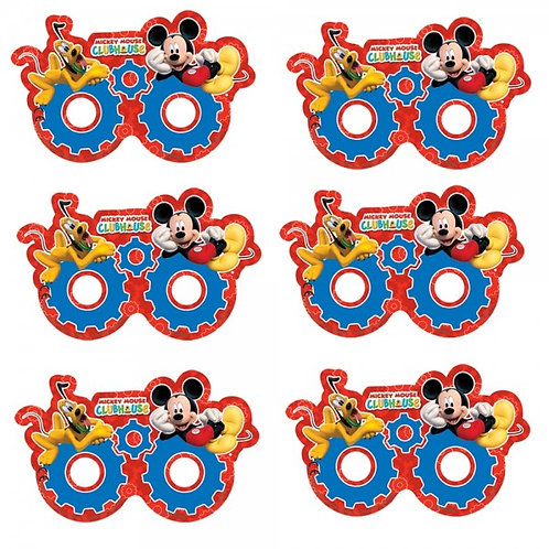 Mascherine Mickey Mouse 6 pz
