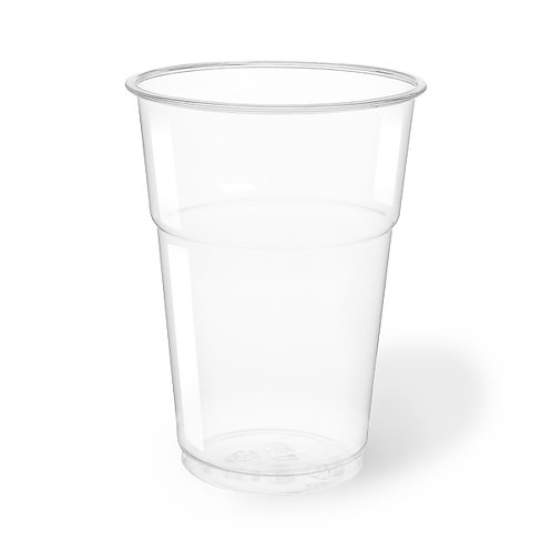 Bicchieri kristal pet 400cc Pz.50