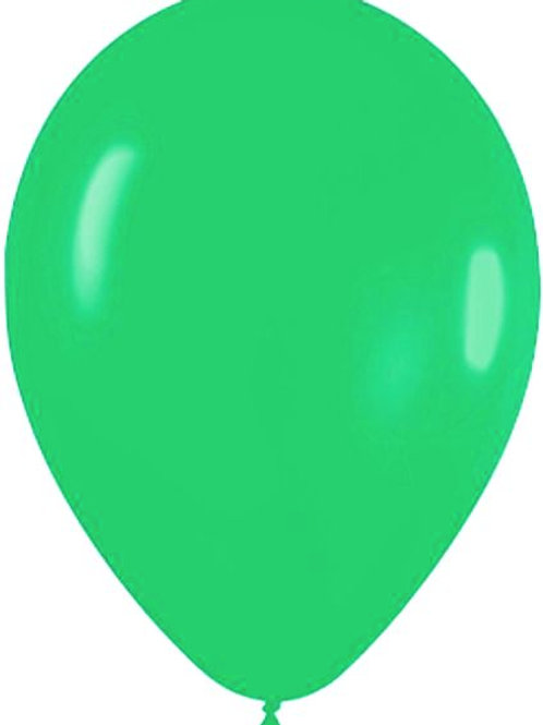 Blister 20 palloncini VERDI