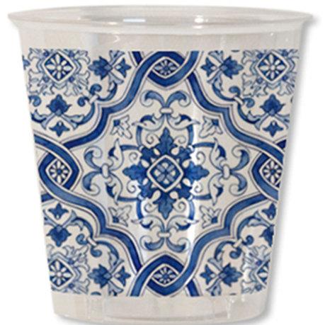 Bicchiere kristal 300cc ARABESQUE Pz.8