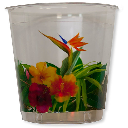 Bicchiere kristal 300cc TROPICAL Pz.8
