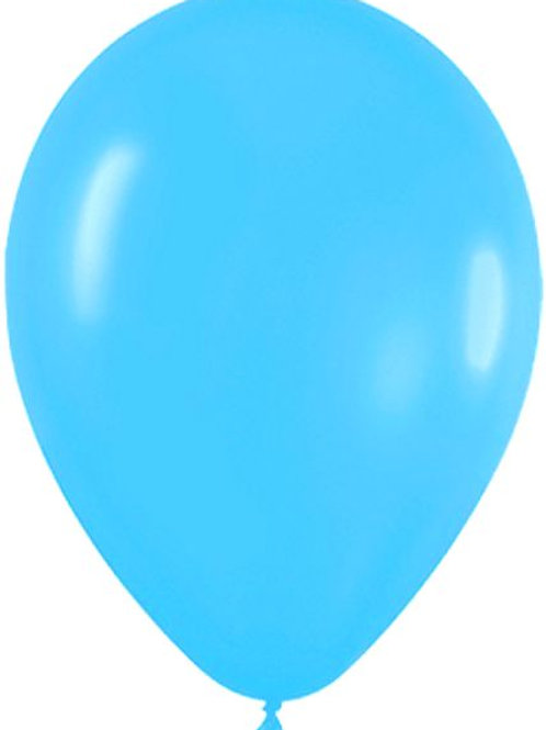 Blister 20 palloncini CELESTI