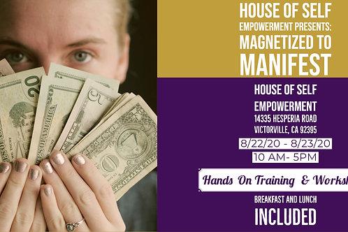 Magnetized To Manifest Workshop