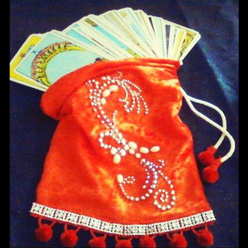 Custom Divination Tool Speciality Bags