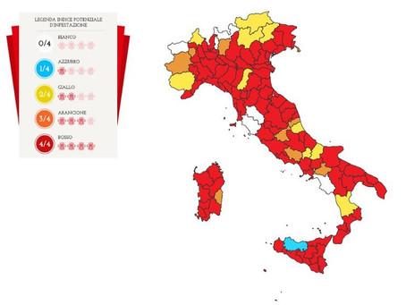 Zanzara Tigre : la colonizzazione dell'Italia