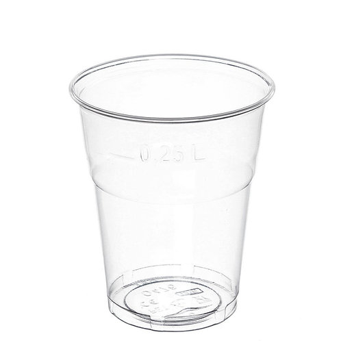 BICCHIERE 250/300 ML GLASS KRISTAL CT1000 PZ PREZZO 72,00 €