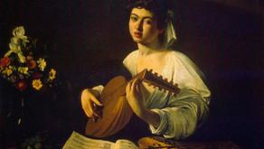Scenografie olfattive : Caravaggio, un quadro un profumo