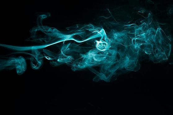 abstract-blue-smoke-moves-black-backgrou