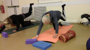 Developing the Sacrum and Core