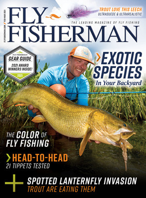 "Fly Fisherman Magazine Review of ""Casting Forward!"""