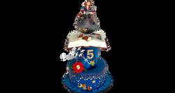 Le Petit Prince themed Birthday Cake