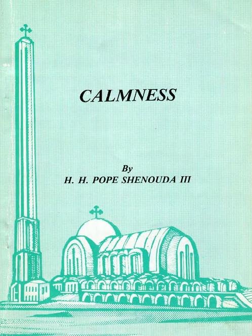 Calmness - HH Pope Shenouda III