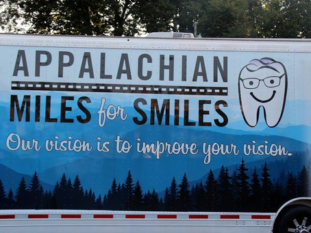 2020 Vision with Appalachian Miles for Smiles