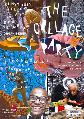 COLLAGE PARTY