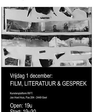 Film, literatuur en gesprek