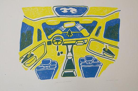 Yellow Art expo in CC Muze te Heusden-Zolder