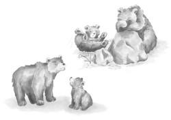 Monty and Morton sketches