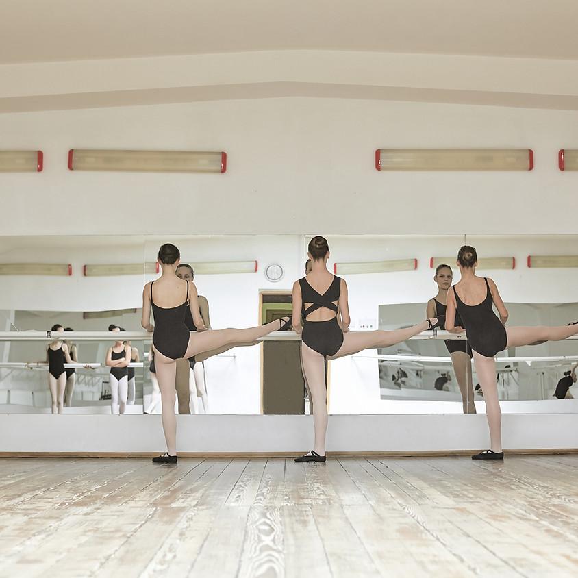 Open Level Adult Ballet Class