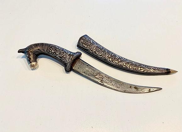 Horse Head Knife