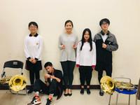 French Horn Ensemble at the KangChiao International School
