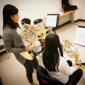 French Horn Sectional Session