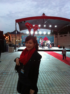 Event Coordinator for the NTC Christmas Concert