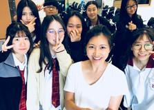 Music Class at the KangChiao International School