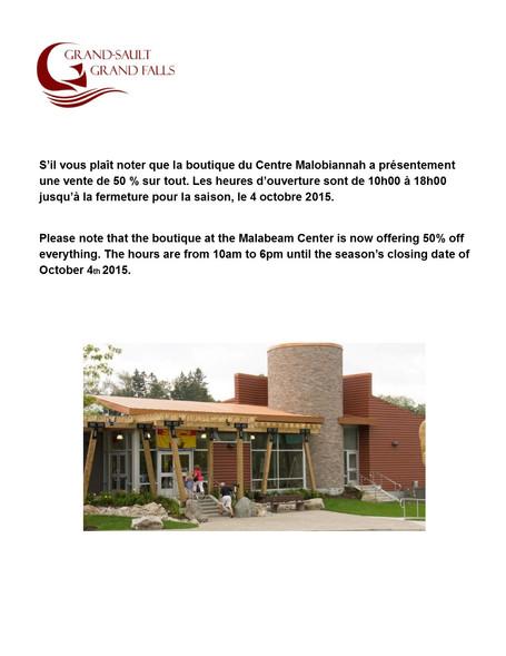 Centre Malobiannah / Malabeam Center