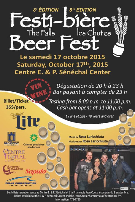 Festi-bière / Beer Fest