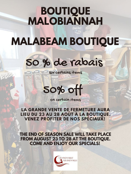 Boutique Malobiannah - Malabeam Boutique