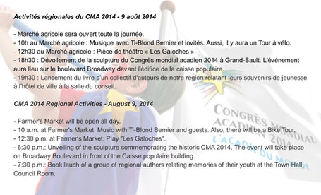 CMA 2014