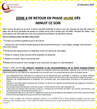 Phase Jaune - Yellow Phase