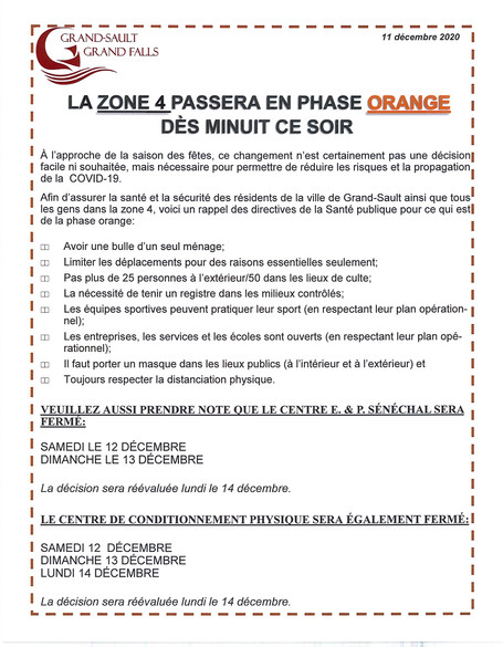 ZONE 4 - PHASE ORANGE