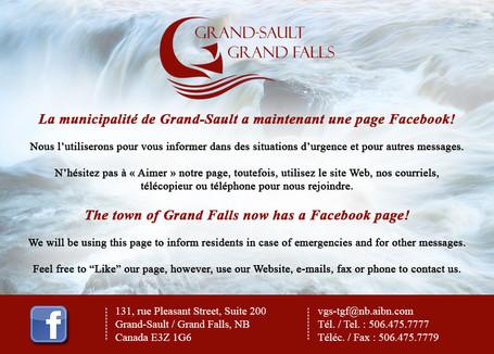 Page Facebook / Facebook page