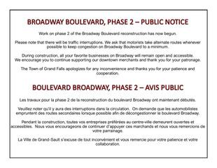 Broadway Boulevard - Phase 2