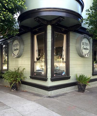 Hutten Jewelers, San Francisco Jeweler